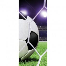 Dverová fototapeta - DV0069 - Futbalová lopta