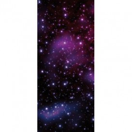 Dverová fototapeta - DV0082 - Vesmír