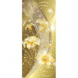 Dverová fototapeta - DV0520 - Zlatý ornament