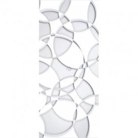 Dverová fototapeta - DV0578 - 3D abstrakcia