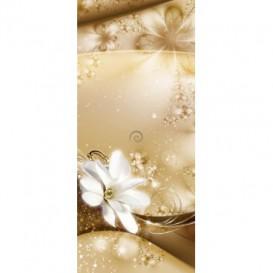 Dverová fototapeta - DV0639 - Zlatý ornament