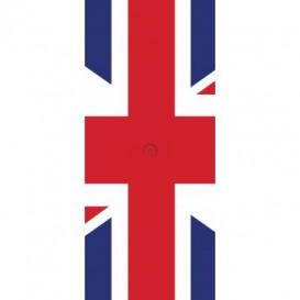 Dverová fototapeta - DV0708 - Anglická vlajka