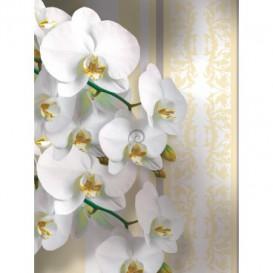 Fototapeta panel - PL0126 - Biele kvety