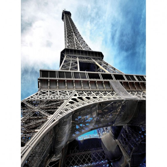 Fototapeta panel - PL0178 - Eifelová veža