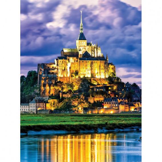 Fototapeta panel - PL0217 - Mont Saint-Michel
