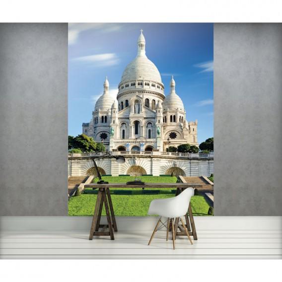 Fototapeta panel - PL0223 - Bazilika Sacre Coeur II