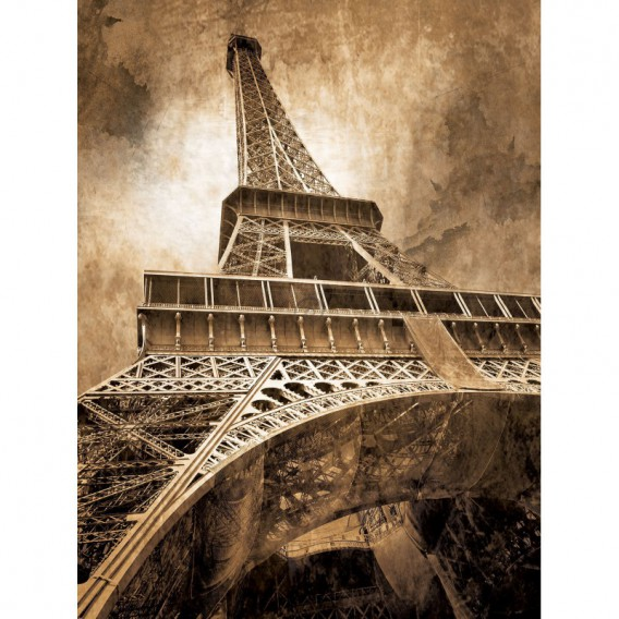 Fototapeta panel - PL0340 - Eifelová veža