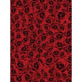 Fototapeta panel - PL0421 - Červene ruže