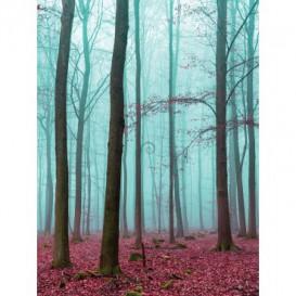 Fototapeta panel - PL0540 - Zahmlený les
