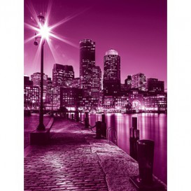 Fototapeta panel - PL0587 - Mesto New York