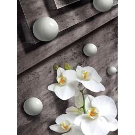 Fototapeta panel - PL0603 - 3D orchidea