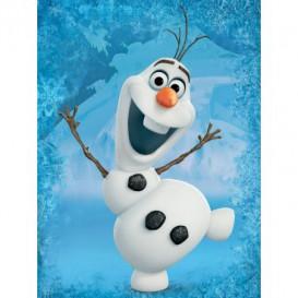 Fototapeta panel - PL0618 - Frozen Olaf