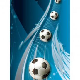 Fototapeta panel - PL0774 - 3D futbalová lopty
