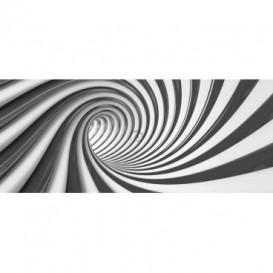 Panoramatická fototapeta - FT2517 - Špirálový tunel