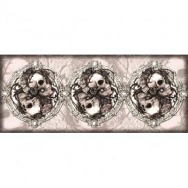 Panoramatická fototapeta - FT2561 - Lebky