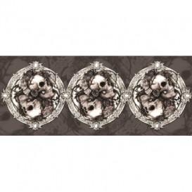 Panoramatická fototapeta - FT2565 - Lebky