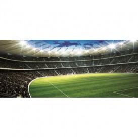 Panoramatická fototapeta - PA0095 - Futbalový štadión
