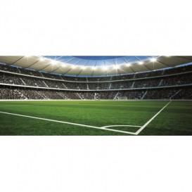 Panoramatická fototapeta - PA0096 - Futbalový štadión