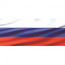 Panoramatická fototapeta - PA0138 - Ruská vlajka
