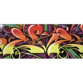 Panoramatická fototapeta - PA0162 - Grafit