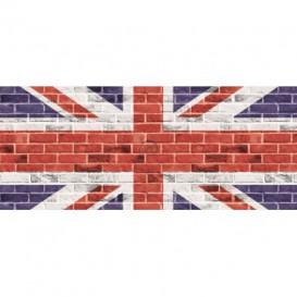 Panoramatická fototapeta - PA0184 - Anglická vlajka
