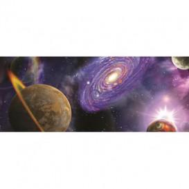 Panoramatická fototapeta - PA0012 - Vesmír