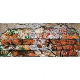 Panoramatická fototapeta - PA0317 - Grafit