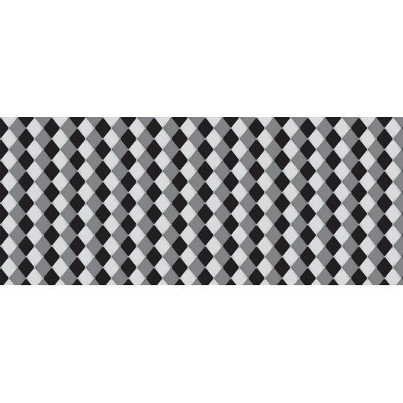 5303cc226 Panoramatická fototapeta - PA4063 - Šachovnicový vzor – sivý ...