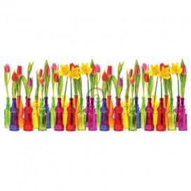 Panoramatická fototapeta - PA4116 - Tulipány