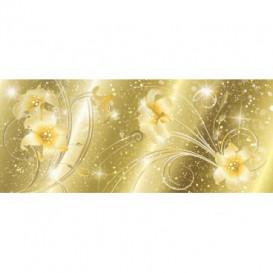Panoramatická fototapeta - PA4159 - Zlatý ornament