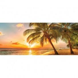 Panoramatická fototapeta - PA4302 - Pláž