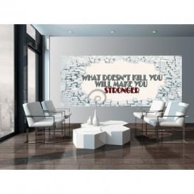 Panoramatická fototapeta - PA4318 - Slogan