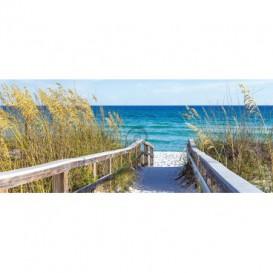 Panoramatická fototapeta - PA4334 - Most na pláž