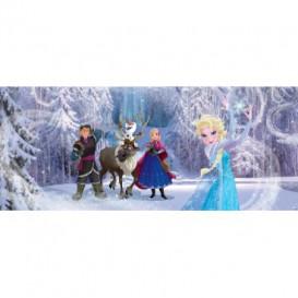 Panoramatická fototapeta - PA4390 - Snehová kráľovná