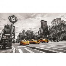 Fototapeta na stenu - FT2550 - Žlté taxíky