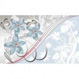 Fototapeta na stenu - FT2416 - Modrá orchidea