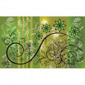 Fototapeta na stenu - FT3630 - Zelený ornament