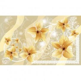 Fototapeta na stenu - FT2936 - Žlté kvety