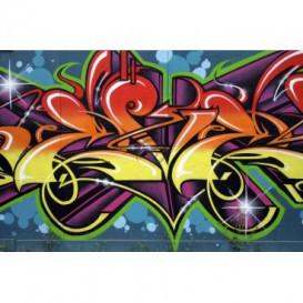 Fototapeta na stenu - FT0403 - Grafit