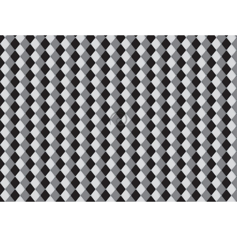 d95d9842a Fototapeta na stenu - FT3351 - Šachovnicový vzor – sivý   preinterier.sk