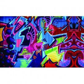 Fototapeta na zeď - FT3566 - Grafity street style