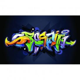 Fototapeta na zeď - FT3565 - Nápis grafity