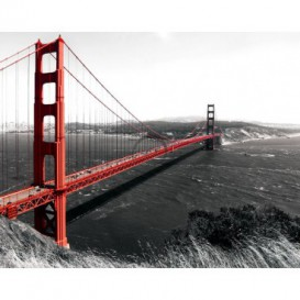 Fototapeta na stenu - FT0291 - San Franciský most