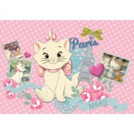 Fototapeta na stenu - FT2067 - Mačka Márie v Paríži
