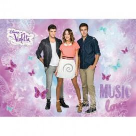 Fototapeta na stenu - FT2069 - Disney Violetta