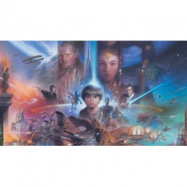 Fototapeta na stenu - FT4545 - Star Wars
