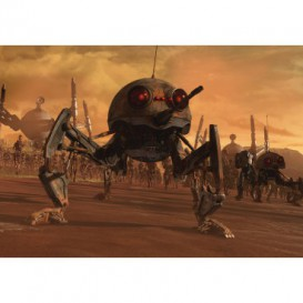 Fototapeta na stenu - FT2064 - Star Wars: Bitka Dronov