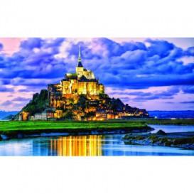 Fototapeta na stenu - FT2709 - Mont Saint-Michel