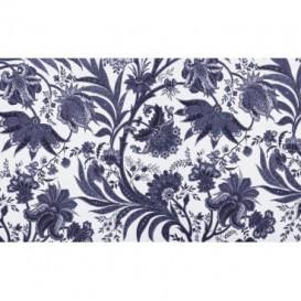 Fototapeta na stenu - FT2990 - Modré kvety