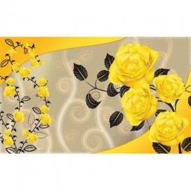 Fototapeta na stenu - FT2991 - Žlté ruže